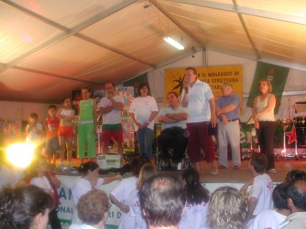 Garlate in Festa 2004